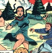 Pocahontas jumbo comics