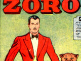 Zoro, The Mystery Man
