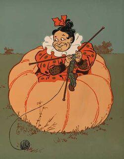 Peter Peter Pumpkin Eater 2 - WW Denslow - Project Gutenberg etext 18546