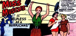 Miss muscles