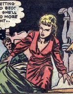 Lucy westenra eerie