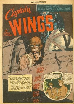 Wings Comics no.39 194311 pg01