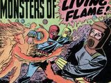 Monsters of Living Flame
