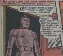 Robbing Robot