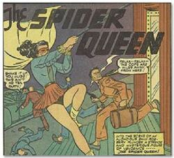 Spider queen title111