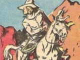White Rider and Super Horse