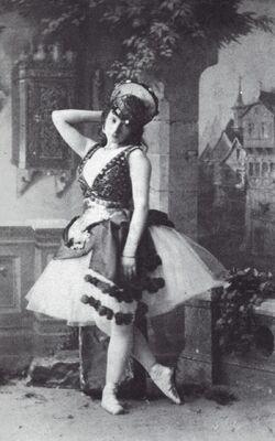 Esmeralda -Virginia Zucchi -1886