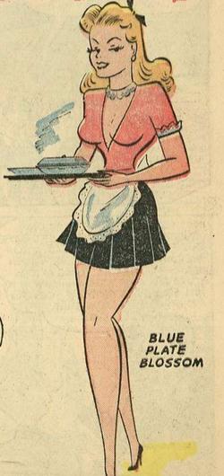 Blueplateblossom