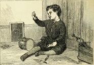 Little Jack Horner, by C. Green