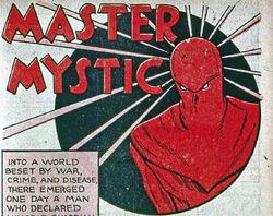 Master Mystic 002
