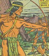 Chief Golden Arrow