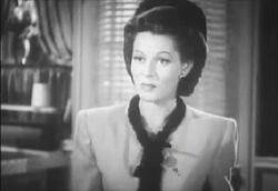 Gail Richards (Earth-600001) from Captain America (1944 film serial) 001