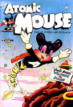 Atomic Mouse issue 1
