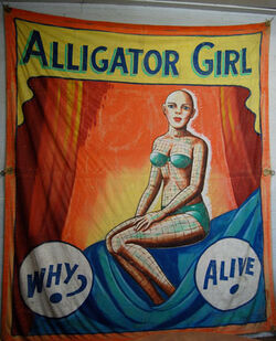 Alligatorgirl L