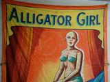 Alligator Girl