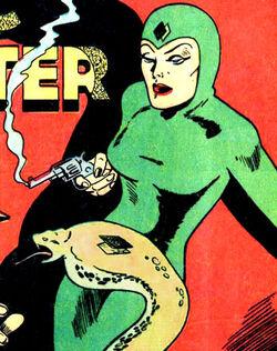 Veda The Cobra Woman Public Domain Super Heroes Fandom