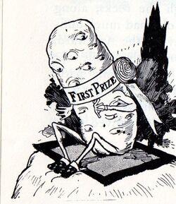 Prize-potato