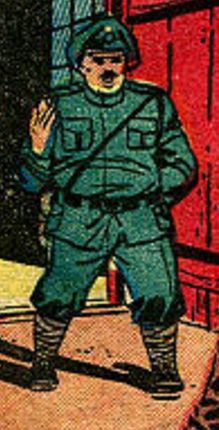 Colonelsteigev