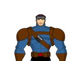 Captain Omega