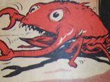 Meat-Eating Crustacean