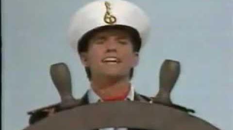 Kids Klassics Sing Along USS Songboat - Part 1