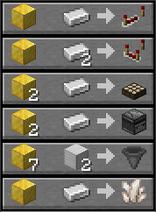 Redstone prices
