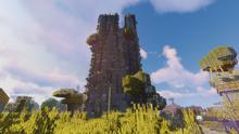 The mysterious pillar