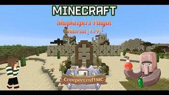 Minecraft Shopkeepers Plugin 1.14.2 2019-0