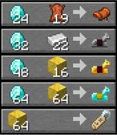 Rare items prices 1-0