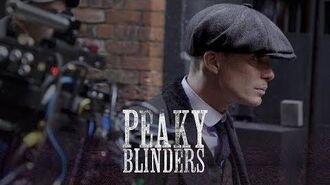 Behind the scenes Peaky Blinders Series 4 - BBC Two