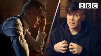 Cillian Murphy breaks down the rise of Tommy Shelby Peaky Blinders - BBC