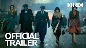 Peaky Blinders Series 5 Trailer - BBC