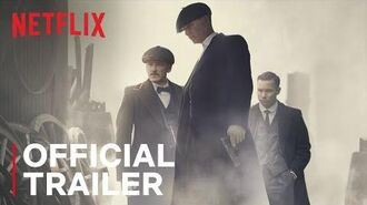 Peaky Blinders Season 5 Trailer Netflix