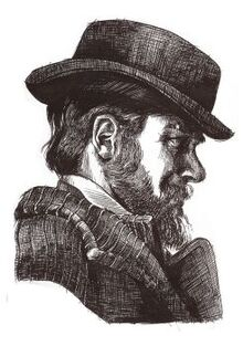 Alfie solomons by marourin-d828vny