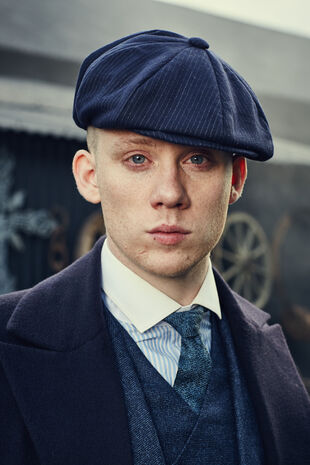 John Shelby | Peaky Blinders Wiki | FANDOM powered by Wikia