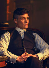 Peaky Tommy Shelby