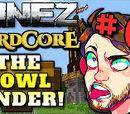 MineZ HC 2! - Part 6 (THE BOWL FINDER!)