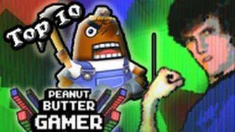 Top 10 Weirdest Creepiest Video Game Characters