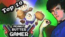 Top10ClimbersInVideoGames