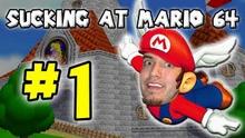 SuckingAtSuperMario64Part1