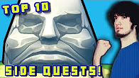 Top10ZeldaSideQuests