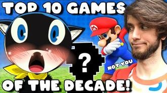 Top 10 Best Games of the Decade (2010's) - PBG