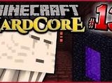 Minecraft HC 6! - Part 13 (PORTAL OF CRUELTY!!)