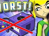 Top 10 WORST Nintendo GameCube Games!