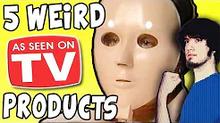 5RidiculouslyWeirdAsSeenOnTVProducts