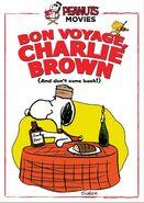 Bon Voyage Charlie Brown DVD