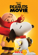 Peanuts Movie Snoopy Poster