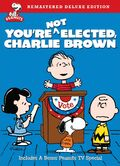 You're Not Elected Charlie Brown DVD