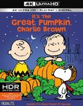 It's the Great Pumpkin, Charlie Brown 4KUHD