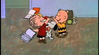 A boy named charlie brown (Charlie Brown sings about spelling)
